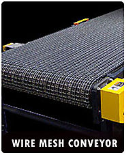 Wire Mesh Conveyors Manufacturer India | neoconveyors