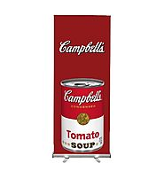 Retractable Banner Stand | Tent Print | Canada
