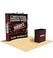 Tension Fabric Display And popup Booths - Tent Print | Vaughan