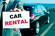 Car Rental for Your Comfortable Travel