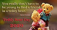 Happy Teddy Bear Day Quotes & Status | Happy Teddy Day Sms Messages