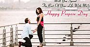 Romantic Happy Propose Day Images SMS 2020 , Pictures Wallpapers For Valentine.