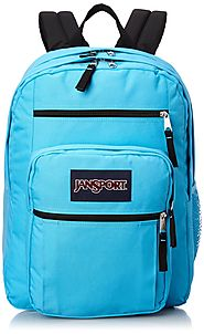 JanSport Big Student Classics Series Daypack Review