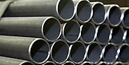 ASTM A106 Grade B Pipe Manufacturers in India - Kanak Metal & Alloys
