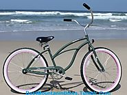 Urban Lady Firmstrong Beach Cruiser Bicycle - Best Trending Mountain Bikes