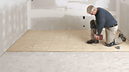 Subfloor Preparation - Field Brothers Construction | Tel: 7609789890
