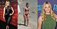 Bikini sasha pieterse Celebrities' Most