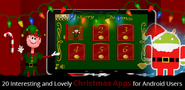 Make Your Christmas Special for Your Family Using Your Android Phone