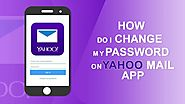 Facing Troubles with the Yahoo account? Check how to change your email password?