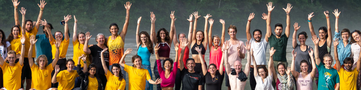 Headline for 200 Hour yoga teacher training in rishikesh