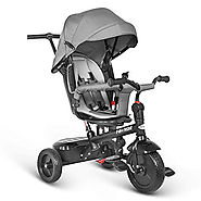 Besrey Kids Stroller with Rotating Seat