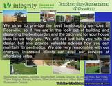 Landscaping Contractors and Services