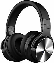 79.99$-COWIN E7 Pro Active Noise-Canceling Bluetooth Headphones with Microphone