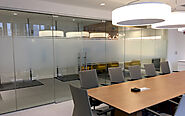 Why You Should Choose Decorative Glass Films for Privacy & Branding