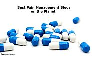 Top 25 Pain Management Blogs and Websites To Follow in 2020
