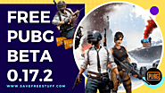 PUBG Mobile Beta Version 0.17.2 Latest - Yes Its Update-Abel Version