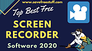 Top Best Free Screen Recorder Software 2020 | Best Collection