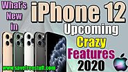 IPhone 12 Leaks 2020 | What's New In IPhone 12 | Crazy Features With IOS 13.3!