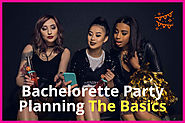 The Basics - Bachelorette Party Ideas for Charlotte - Updated For 2020