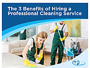 Benefits of Hiring Professional Cleaning Services | Clean House Inc