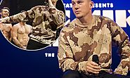 Channing Tatum: Women CAN touch the male strippers at Magic Mike Live | Daily Mail Online