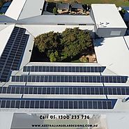 Why business should choose solar power system? - ASD