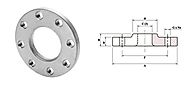 ANSI Lap Joint Flange manufacturer in India - Star Tubes & Fittings