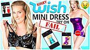 MINI DRESS TRY ON | 9 Kinky Styles