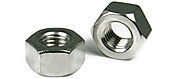 Stainless Steel Hex Nuts Manufacturers Suppliers Dealers in India - Caliber Enterprises