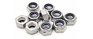Stainless Steel Lock Nuts Manufacturers Suppliers Dealers in India - Caliber Enterprises