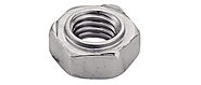 Stainless Steel Weld Nuts Manufacturers Suppliers Dealers in India - Caliber Enterprises