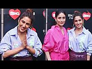 Kareena And Sara Ali Khan TOGETHER On Sets Of What Women Want