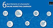 6 Best Elements of a Successful Online Marketing Campaign