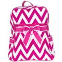 Best Pink Chevron Backpack for Girls