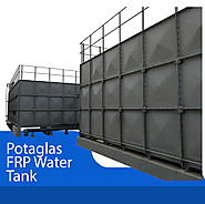 FRP Water Tank Manufacturer and Supplier in Singapore