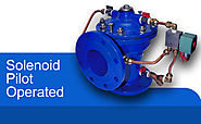 Pilot Operated Solenoid Valve Manufacturer in Singapore