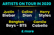 The Top 25 Concert Tours Predictions In 2020 You Can't Afford To Miss | eTickets.ca