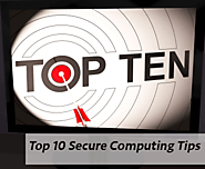 Top 10 Secure Computing Tips | Information Security Office