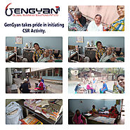 CSR Activity by GenGyan
