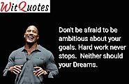 Top 25 Dwayne Johnson Quotes to Achieve Success in 2020