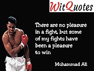 Muhammad Ali Quotes - Motivational Quotes by The Greatest
