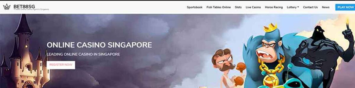 Headline for ᐈ Bet88sg - Online Casino Singapore - The Best Gambling 2020