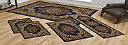 3 Ultimate Reasons To Decorate With Area Rugs On Hardwood Floors – Qaleen- Handmade- Rugs