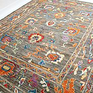 An Introduction to Oushak Rugs – Unfolding the Ancient Tale of Hand-Knotted Tradition