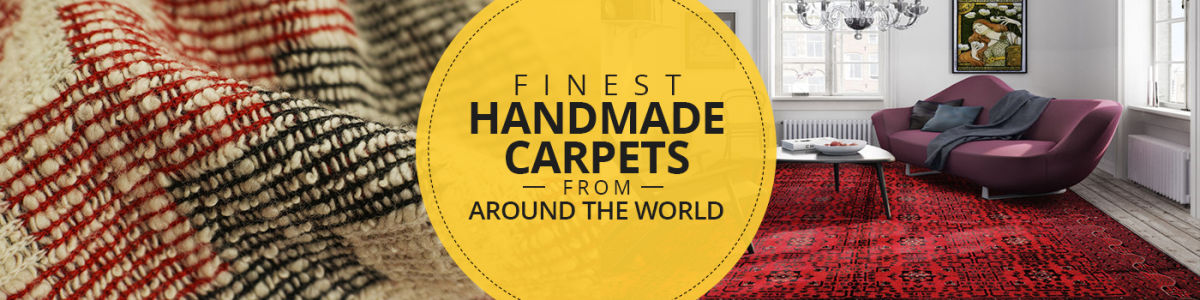 Headline for List of Beautifully Handmade Rugs and Carpets