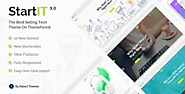Startit - Fresh Startup Business Theme by Select-Themes | ThemeForest