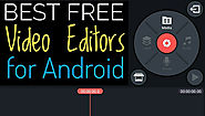 5 Best Free Video Editors for Android (Watermark free)