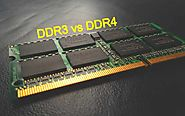 DDR3 vs DDR4 - The difference between DDR3 and DDR4 RAM