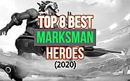 Top 8 Best Marksman Heroes in Mobile Legends [2020] | Best Guide