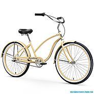 FIRMSTRONG CHIEF LADY BEACH CRUISER SINGLE SPEED... - Bikes And Accessories